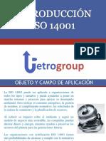 1.- Introducción ISO 14001 Sistema de Gestion Medio Ambiental