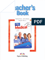 Medical Teacher's Book