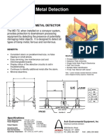 MD-T2 Metal Detector