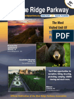 Blue Ridge Parkway Travel Planner