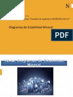 TEMA 06.-Diagramas de Estabilidad Mineral