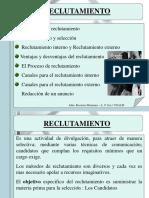 reclutamiento de personal.ppt