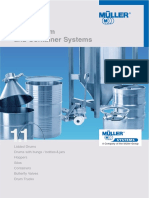 Drum Container Systems