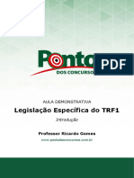PARA LÊ  Aula Legislacao-Especifica- TRF 1.pdf