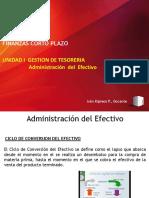 Presentacion Administracion Del Efectivo