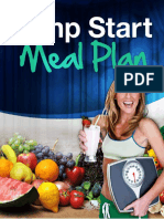 Jump Start Meal Plan With Cover
