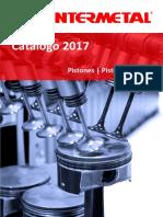 Catalogo Pistones Sintermetal 2017