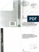 Guidelines for Design of Intakes for Hydroelectric Plants_american Society of Civil Engineers