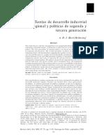 teorias de desarrollo regional industrial y generaciones de politicas.pdf