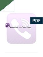 Viber Application Manual.pdf