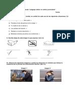 8vo Basico Guía Evaluada
