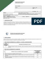 Estadística II Aplicada -Administración Tercer Nivel