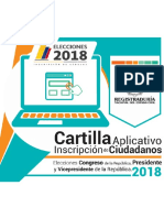 CartillaAplicativo IDC 2017