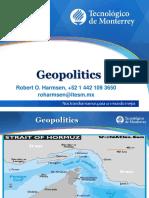 001 - Geopolitics - Introduction - Robert O. Harmsen