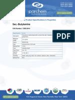 Getpdf Sec. Butylamine 003289