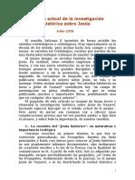Investigacion Historica sobre Jesus.doc