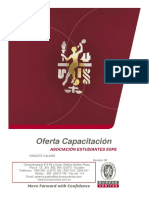 Oferta - Asociacion Estudiantes Espe