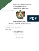 Alivio de La Pobreza en Lucanamarca