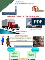 Gerencia de La Distribucion