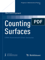Counting Surfaces - B. Eynard
