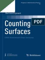 Counting Surfaces - B. Eynard