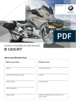 2015 BMW R 1200 RT