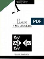 HUM 0029 El Grupo y Sus Conflictos