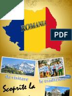 Scoprite La Romania