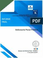 Informe Contraloría- DPP
