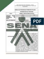 Tecnico en Nominas y Prestaciones Sociales