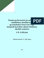 Tanmenetjavaslat 1-8. (2013) N. Tóth Ágnes.pdf