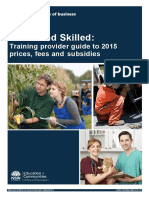 2015 Provider Guide
