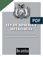 ley_minera y metalurgia 535_28 de mayo de 2014_CEDLA.pdf