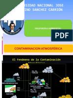 CONTAMINACION ATMOSFERICA-VEHÍCULOS.ppt