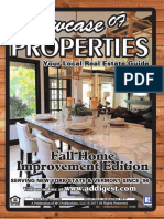 September 2017 Real Estate