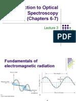 Lecture 3-2013-Optical Spec Intro