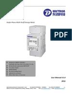 Eastron SDM220-MT User Manual V1 8