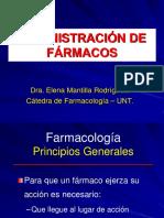 Administración de Fármacos 2017-Farmacia