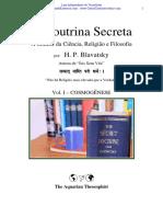 A Doutrina Secreta Agosto2017