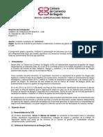 Anexo 2. Especificaciones Técnicas
