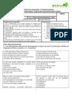 Evaluacion Cuentos Chilenos Para Niños