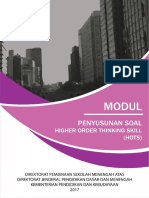 5. Modul Penyusunan Soal HOTS - Final - Edit
