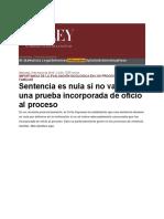 casacion de nulidad pra procesos de VF.docx