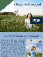 Tecnica de Liberacion Emocional