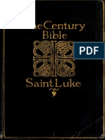 Luke - Introduction, Revised Version With Notes - W.F. Adeney