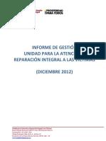 Víctimas 2012