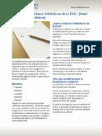 IFARMACOS Nhibidores de La ECA