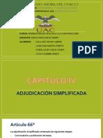 Exposicion Del Reglamento Art 66-77