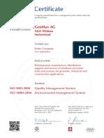 ISO Certificate SQS_en