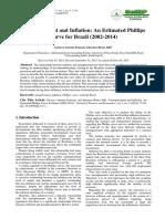 Artigo sobre curva de philips